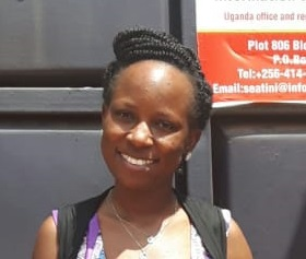 Faith Lumonya, SEATINI (Uganda)