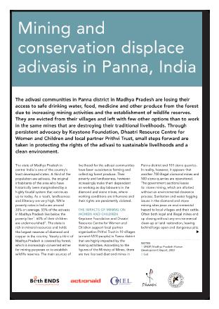 #Briefing paper_India