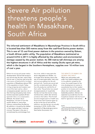 #Briefing paper_South Africa