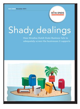 Shady dealings