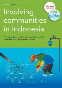 Involving communities in Indonesia Promoting Community Participation in Integrated Water Resources Management cover