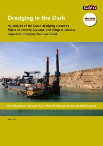 cover Report Dredging in the Dark